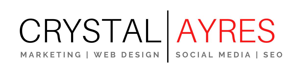 Crystal Ayres - Web Design Marketer