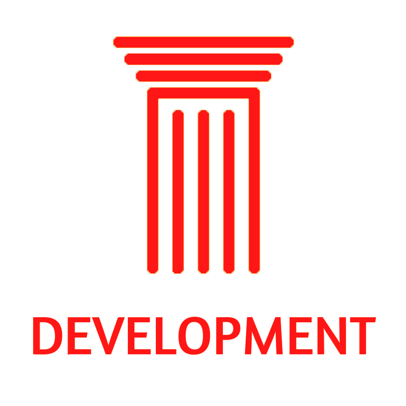Development-Pillar