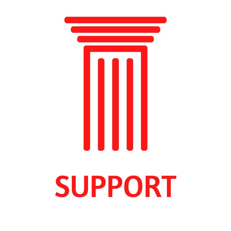 Support-Pillar